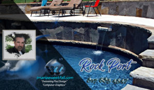 Swimmin Pool Water Features Rock Port