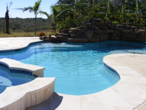Custom Free Form Swimming Pool Design